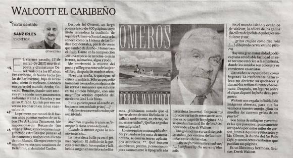 2017_03_24_Walcott el caribeño