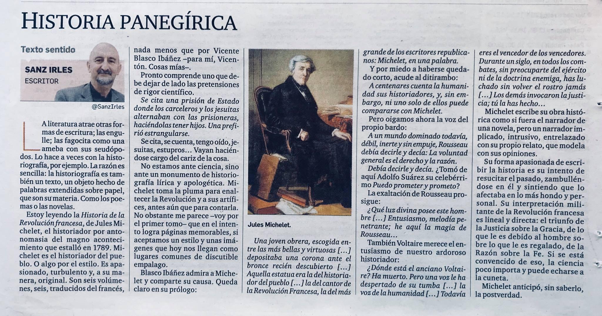 Historia panegírica